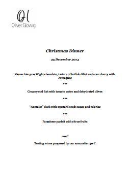 CHR-DINNER